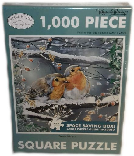 Frosty Friends Square 1000 Piece Jigsaw